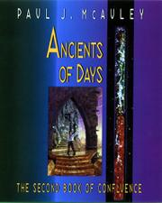 ANCIENTS OF DAYS by Paul J. McAuley