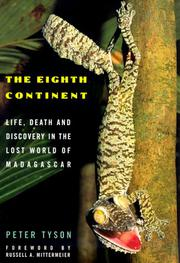 THE EIGHTH CONTINENT by Peter Tyson