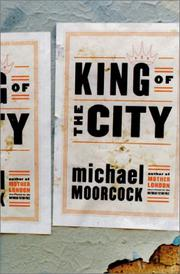 Cover art for KING OF THE CITY