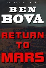 RETURN TO MARS by Ben Bova