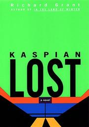 Cover art for KASPIAN LOST