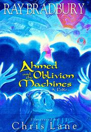 Cover art for AHMED AND THE OBLIVION MACHINES