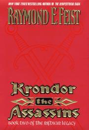 KRONDOR THE ASSASSINS by Raymond E. Feist