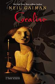 Cover art for CORALINE
