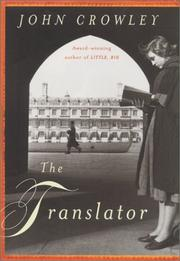 Book Cover for THE TRANSLATOR