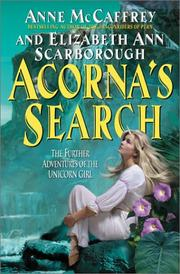 Cover art for ACORNA'S SEARCH