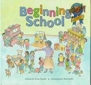 Cover art for BEGINNING SCHOOL
