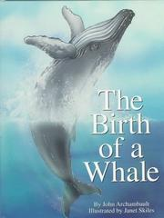 THE BIRTH OF A WHALE by John Archambault