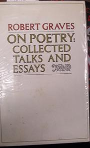 ON POETRY by Robert Graves