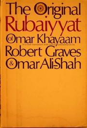 Cover art for THE ORIGINAL RUBAIYYAT OF OMAR KHAYAAM
