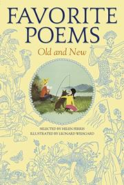 FAVORITE POEMS: Old and New by Helen- Selected by Ferris