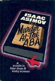 MURDER AT THE ABA by Isaac Asimov
