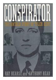 Cover art for CONSPIRATOR