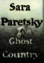 Cover art for GHOST COUNTRY