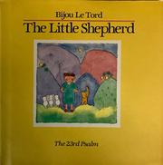 THE LITTLE SHEPHERD by Bijou Le Tord