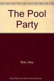 THE POOL PARTY by Gary Soto