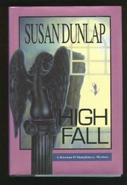 HIGH FALL by Susan Dunlap