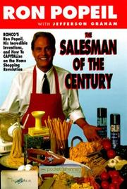 THE SALESMAN OF THE CENTURY by Ron Popeil