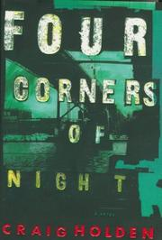 Cover art for FOUR CORNERS OF NIGHT