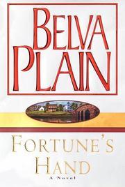 FORTUNE'S HAND by Belva Plain