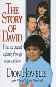 THE STORY OF DAVID by Dion Howells