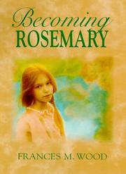 Cover art for BECOMING ROSEMARY