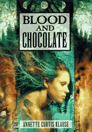 Cover art for BLOOD AND CHOCOLATE
