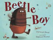 BEETLE BOY by Lawrence David