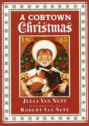 A COBTOWN CHRISTMAS by Julia Van Nutt
