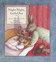 NIGHT-NIGHT, LITTLE ONE by Angela McAllister