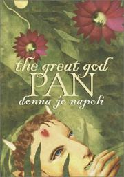 THE GREAT GOD PAN by Donna Jo Napoli