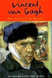 VINCENT VAN GOGH by Jan Greenberg