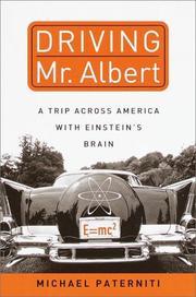 DRIVING MR. ALBERT by Michael Paterniti