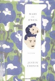 Book Cover for MARY AND O'NEIL