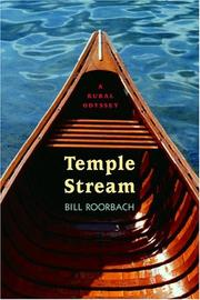 Book Cover for TEMPLE STREAM