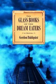 Book Cover for THE GLASS BOOKS OF THE DREAM EATERS