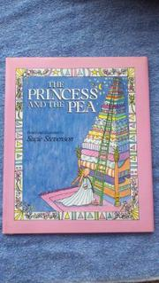 THE PRINCESS AND THE PEA by Hans Christian Andersen