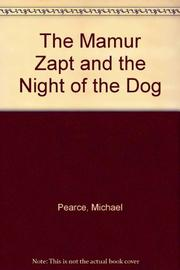 THE MAMUR ZAPT AND THE NIGHT OF THE DOG by Michael Pearce