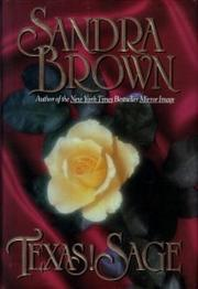 TEXAS! SAGE by Sandra Brown