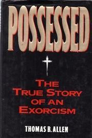 Cover art for POSSESSED