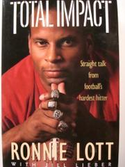 TOTAL IMPACT by Ronnie  Lott