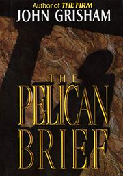 Book Cover for THE PELICAN BRIEF