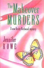 THE MAKEOVER MURDERS by Jennifer Rowe