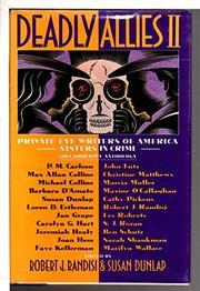 DEADLY ALLIES II by Robert J. Randisi
