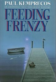 FEEDING FRENZY by Paul Kemprecos