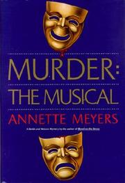 MURDER by Annette Meyers