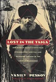 LOST IN THE TAIGA by Vassili Peskov