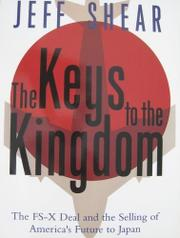 THE KEYS TO THE KINGDOM by Jeff Shear