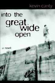 INTO THE GREAT WIDE OPEN by Kevin Canty