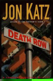 DEATH ROW by Jon Katz